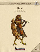 Echelon Reference Series: Bards (PRD-Only)