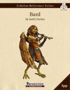 Echelon Reference Series: Bards (3pp+PRD)
