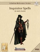 Echelon Reference Series: Inquistor Spells Compiled (PRD-Only) [BUNDLE]