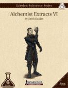 Echelon Reference Series: Alchemist Extracts VI (3pp+PRD)