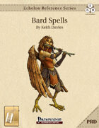 Echelon Reference Series: Bard Spells Compiled (PRD-Only) [BUNDLE]