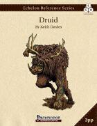 Echelon Reference Series: Druid (3pp+PRD)