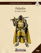 Echelon Reference Series: Paladin (3pp+PRD)