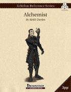 Echelon Reference Series: Alchemist (3pp+PRD)