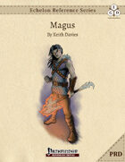 Echelon Reference Series: Magus (PRD-Only)