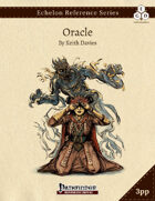 Echelon Reference Series: Oracle (3pp+PRD)