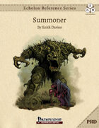 Echelon Reference Series: Summoner (PRD-Only)