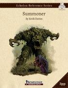 Echelon Reference Series: Summoner (3pp+PRD)