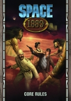 Space: 1889 Core Rulebook