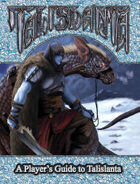 A Player's Guide to Talislanta (Talislanta 5th edition)