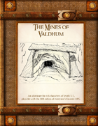 (ME502) The Mines of Valdhum