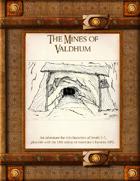 (ME502) - The Mines of Valdhum