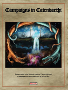 (ME504) - Campaigns in Cairnvarthi