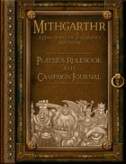 (ME1006) - Mithgarthr Player's Rulebook and Campaign Journal