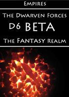 Empires: The Dwarven Forces BETA Sample