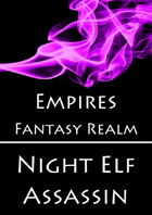 Empires: Night Elf Assassin