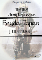 Feudal Japan Army Expansion BETA