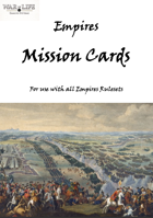 Empires: Mission Cards