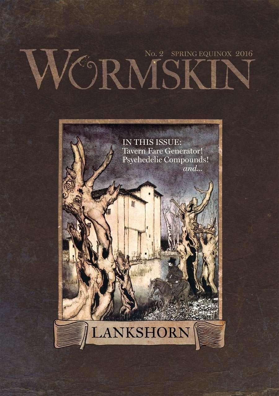 Wormskin Issue 2