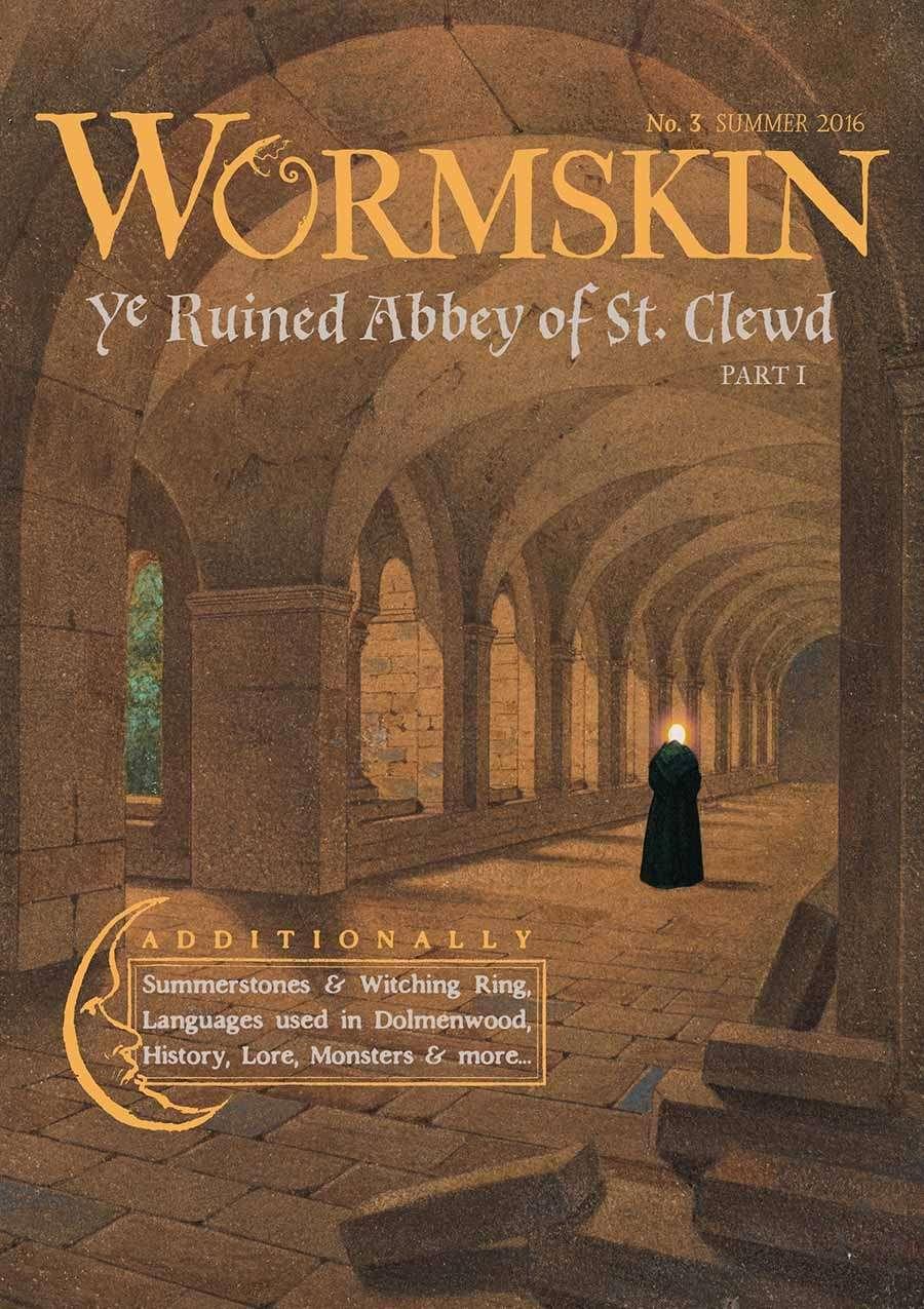 Wormskin Issue 3