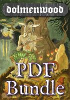 Everything Dolmenwood (PDF) [BUNDLE]