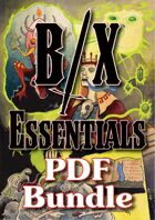 B/X Essentials PDF Bundle [BUNDLE]