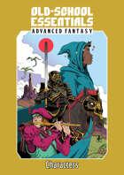 Old-School Essentials Advanced Fantasy: Genre Rules
