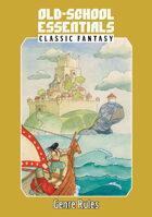 Old-School Essentials Classic Fantasy: Genre Rules — Plain Text Edition