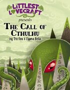 Littlest Lovecraft: The Call of Cthulhu