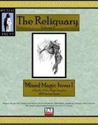 Reliquary Volume II