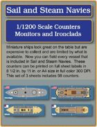 S&SN Counters - Monitors & Ironclads