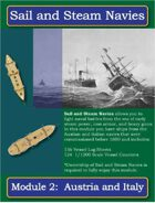 Sail and Steam Navies Module 2: Austria & Italy