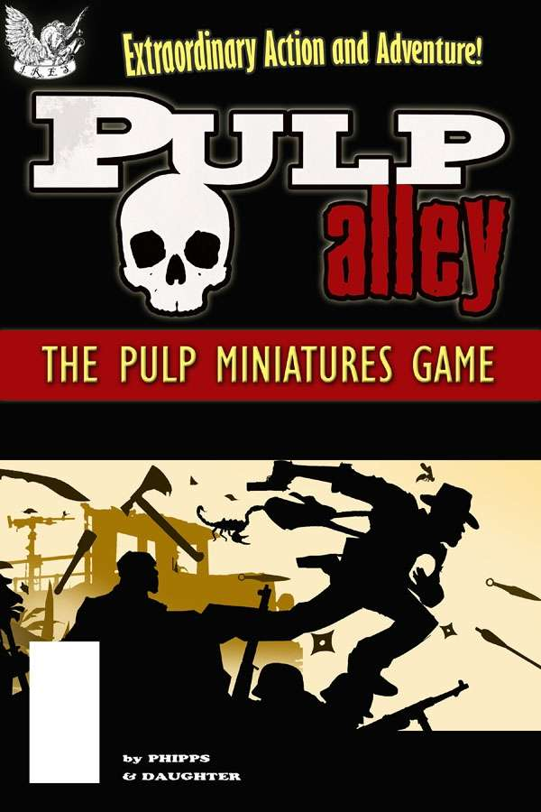 Image result for pulp alley