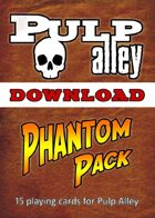 Pulp Alley: PHANTOM PACK