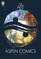The Art of Aspen Comics: Volume Two