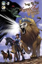 Legend Of Oz: The Wicked West #5
