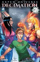 Aspen Universe: Decimation #2