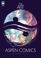 The Art of Aspen Comics: Volume Three