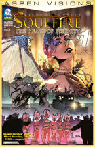 Aspen Visions: Soulfire: The Heart of Eternity #1