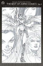 Michael Turner Art Edition: Best of Aspen Comics Volume 1