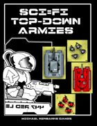 Sci-Fi TopDowns 15mm RedLegion