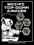 Sci-Fi TopDowns 25mm