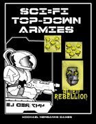 Sci-Fi TopDowns 15mm AlienReb