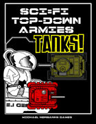 Sci-Fi TopDowns TANKS! 1