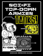 Sci-Fi TopDowns TANKS! 2