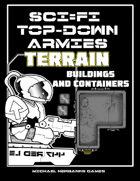 Sci-Fi TopDowns Terrain