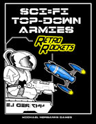 Sci-Fi TopDowns RetroRockets