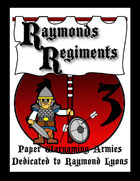 Raymonds Regiments 3