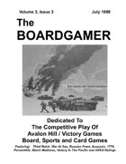 The Boardgamer Magazine - Volume 3, Issue 3
