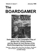 The Boardgamer Magazine - Volume 4, Issue 1